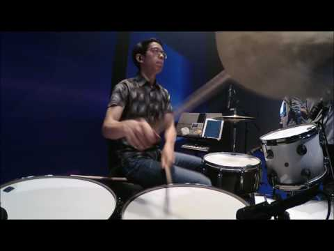 New Creation Church - Drum Cam | 09 Jul 2017 | 2nd service
