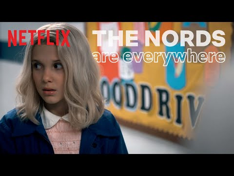 Almost All The Times The Nordics Were Mentioned On American TV | Netflix