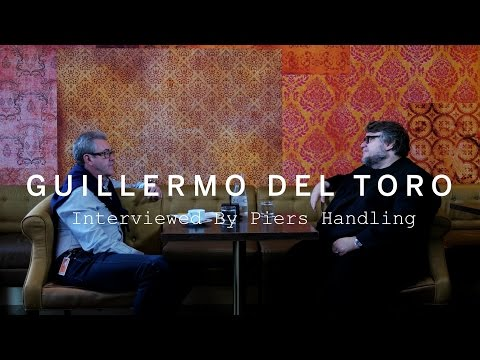 GUILLERMO DEL TORO Interview | TIFF15
