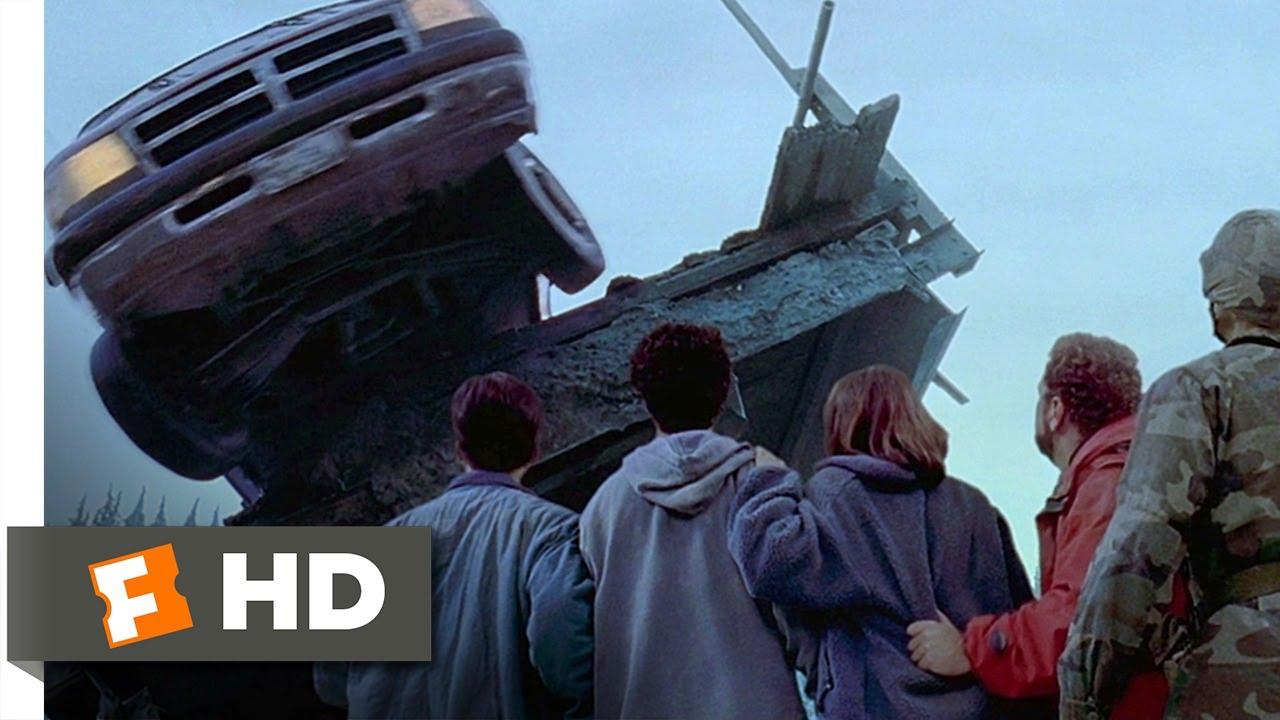 Download Dante's Peak (8/10) Movie CLIP - The Bridge is Destroyed (1997) HD