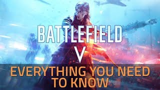 Battlefield V: Everything You Need to Know   Gameplay, Modes, Editions, and More thumbnail
