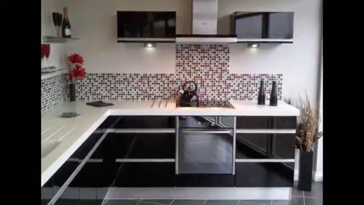 13 Desain Dapur Minimalis Modern 2015  Desain Dapur  YouTube