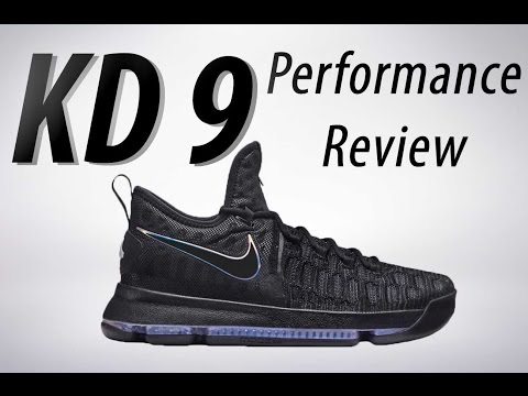 Nike KD 9 Performance Review