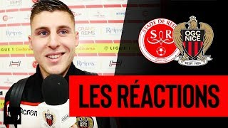 Reims 1-1 Nice : les réactions