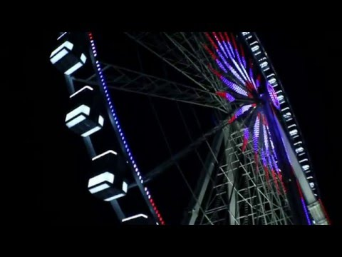 Paris Tuileries Ferris Wheel 2015