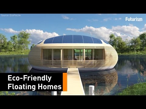 The Eco-Friendly, Solar-Powered Bubble Is The Home Of The Future
