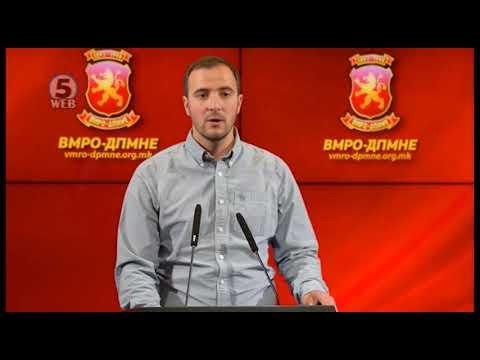 ВМРО-ДПМНЕ: Младите се најголема жртва на лагите на СДСМ