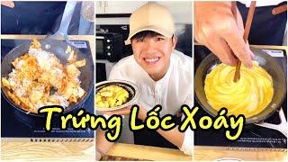 Cách làm Trứng lốc xoáy cực kỳ đơn giản mà siêu ngon của ông Anh thích nấu ăn #tiktok #shorts