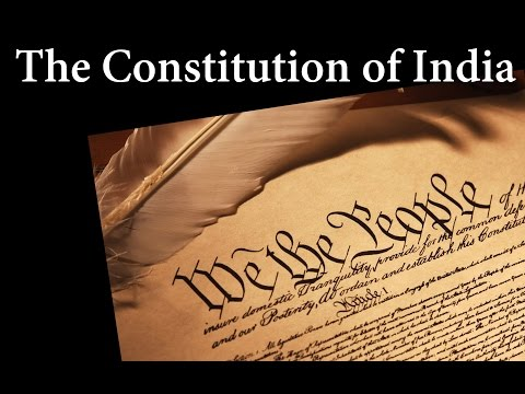 The Constitution of India AD