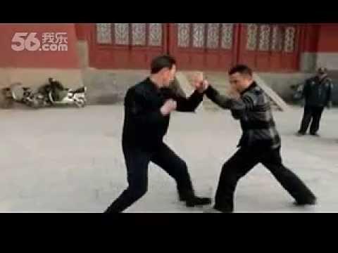 Shanxi Xingyi 5 flower cannon - Master Zheng Bao De