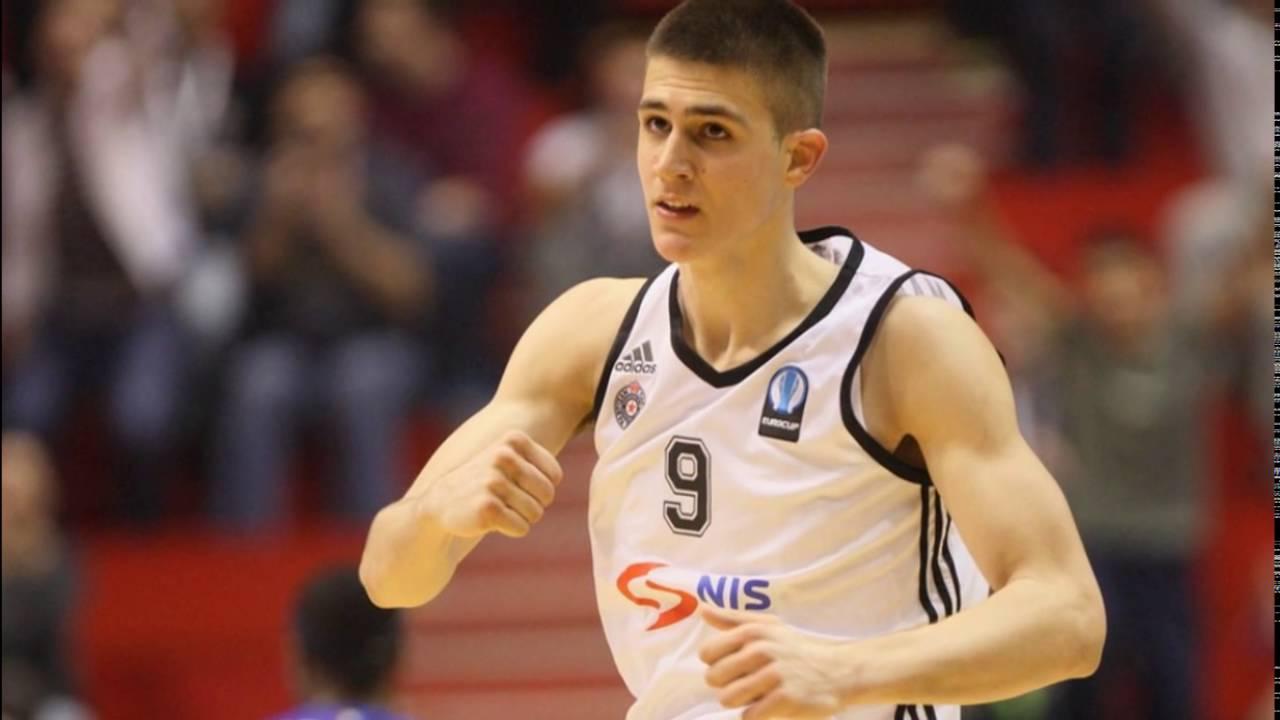 Top 5 igraca KK Partizan