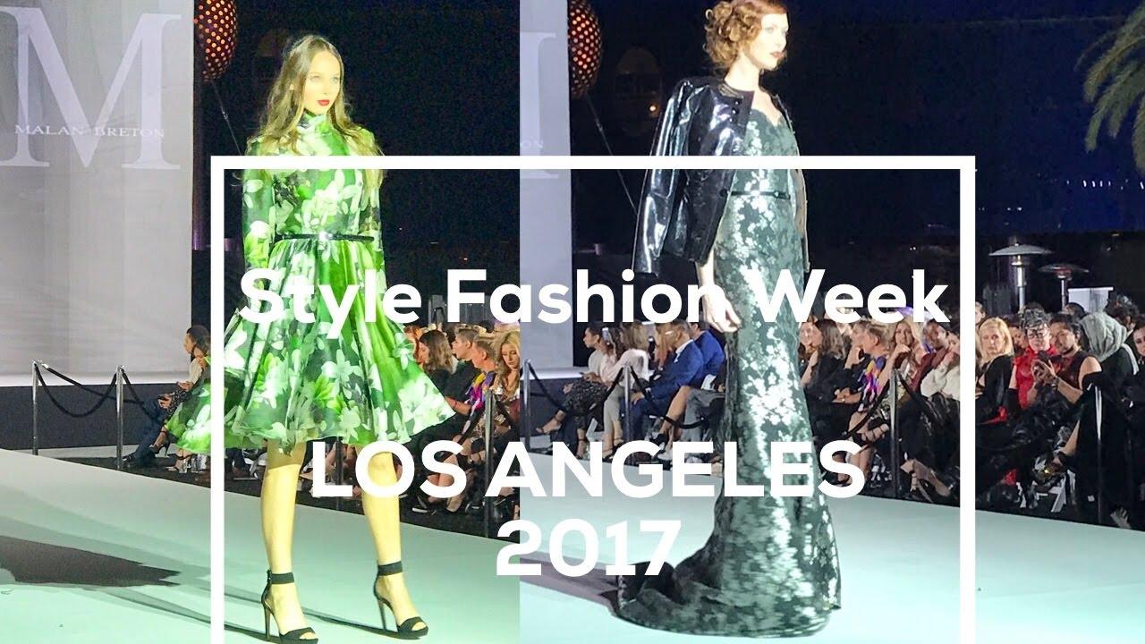 style fashion week los angeles 2017