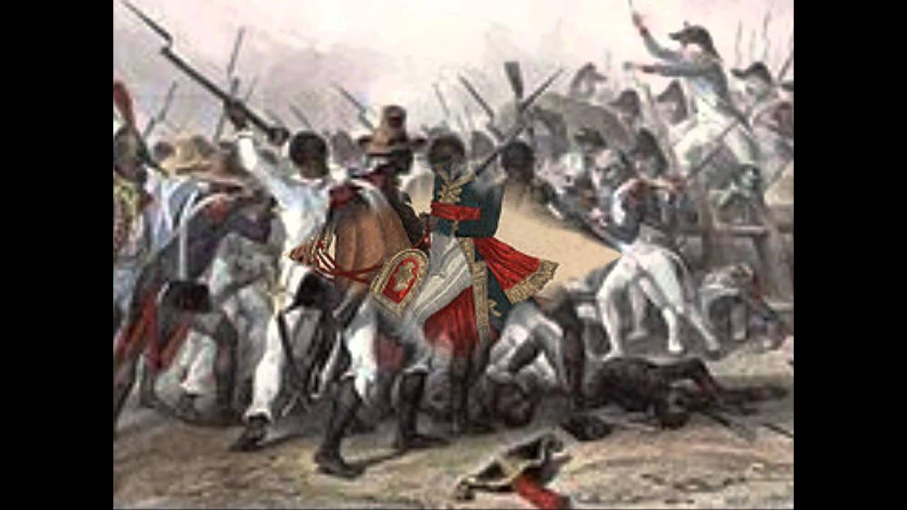 Haitian Revolution video - YouTube
