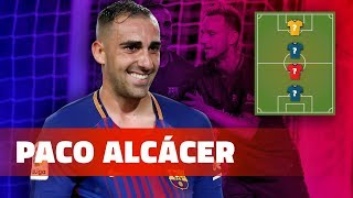 PACO ALCÁCER   MY TOP 4 (LEGENDS)