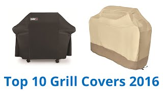 10 Best Grill Covers 2016