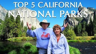 Our Favorite California National Parks | RV Bucket List
