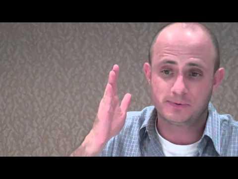 Eric Kripke Talks NBC's Revolution With Press At Comic Con 2012