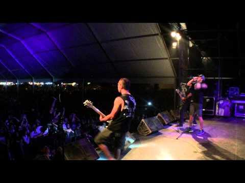 Terror - Always the hard Way (live at Resurrection Fest/Spain 2015)