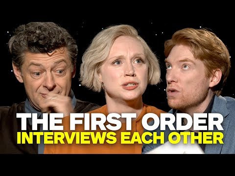 Download Youtube: Star Wars' Phasma, Snoke, & Hux Interview Each Other