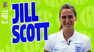 Jill Scott Top 3 Pro Football Tips