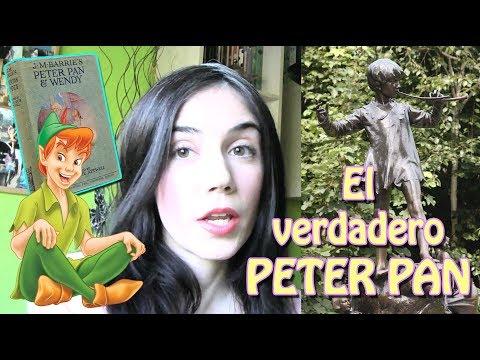 El verdadero Peter Pan - Julia Pons Montoro
