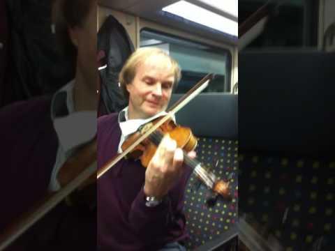 Alexandre Dubach SBB Private Concert