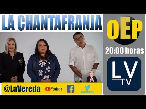 """La franja electoral"" o La franja más chanta de la historia"