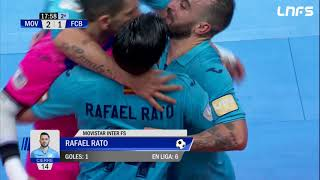 Movistar Inter -  FC Barcelona Lassa Jornada 14