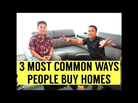 3-most-common-ways-people-buy-homes
