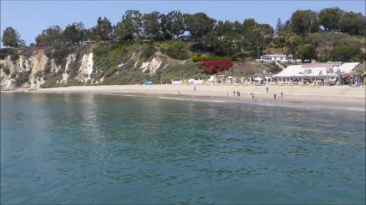 delightful distractions paradise cove malibu california youtube