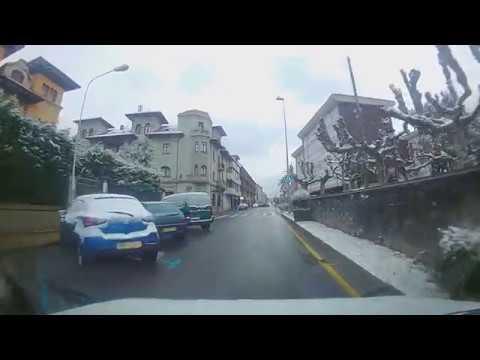 Llanes: Nieve al nivel del mar (28-02-2018)