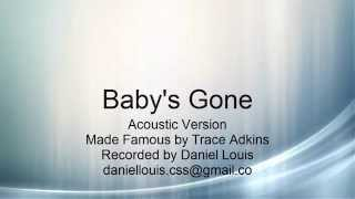 Watch Trace Adkins Babys Gone video