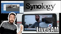 Synology LiveCam Surveillance NAS App Review