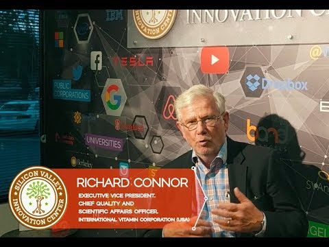 Richard Connor, Executive Vice President,  International Vitamin Corporation, USA