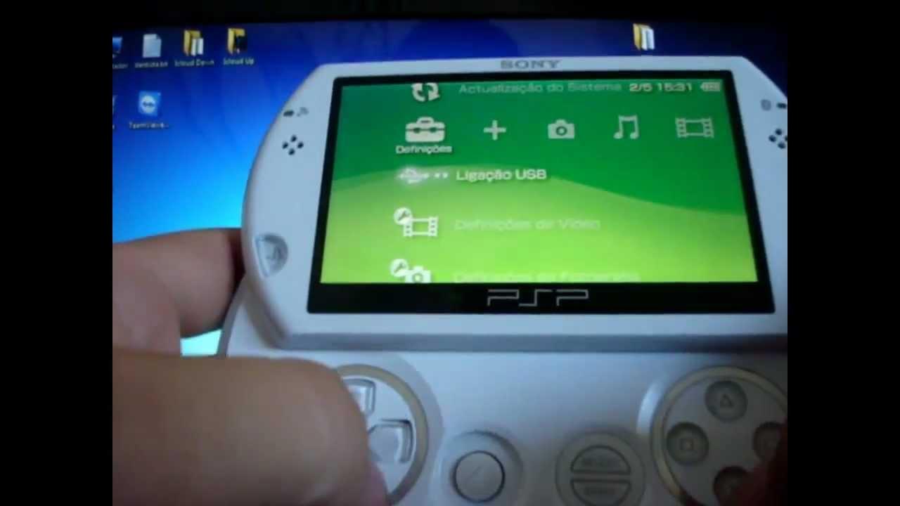 DESTRAVAMENTO PSP GO BAIXAR