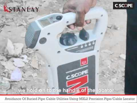 Cable Pipe Locator Training Video