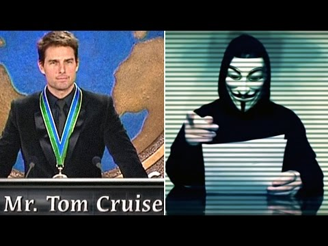 5 Stunning Anonymous Hacks