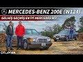 Mercedes-Benz 200E (W124)   Gelmiş geçmiş en iyi Mercedes mi?