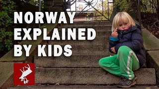 How Is It to Be a Kid in Norway?