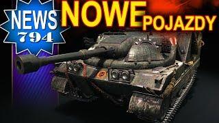 Nowe czołgi - nagrody za misje osobiste? Poprawiona szachownica - World of Tanks