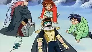 Idaten Jump Episode 09-The Identity Of The Masked Boy