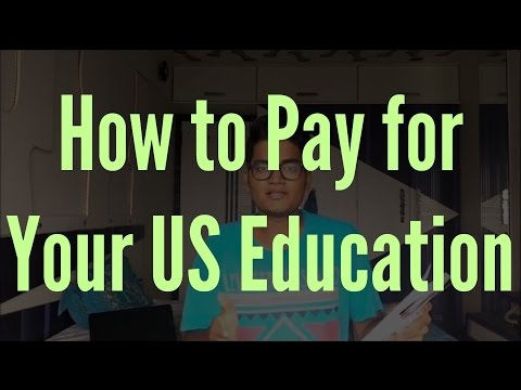 How to Pay for your Higher Education in the US? (Funding Options)