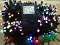 Memory hack for new 2-wire LED Christmas fairy light controller.