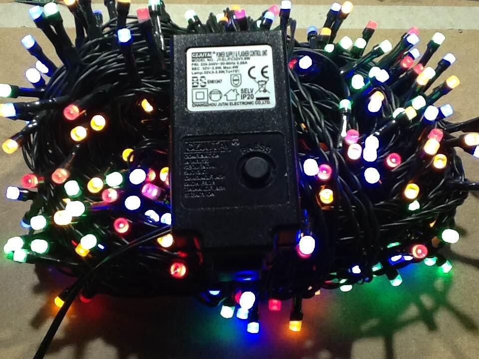 Memory Hack For New  Wire Led Christmas Fairy Light Controller Youtube