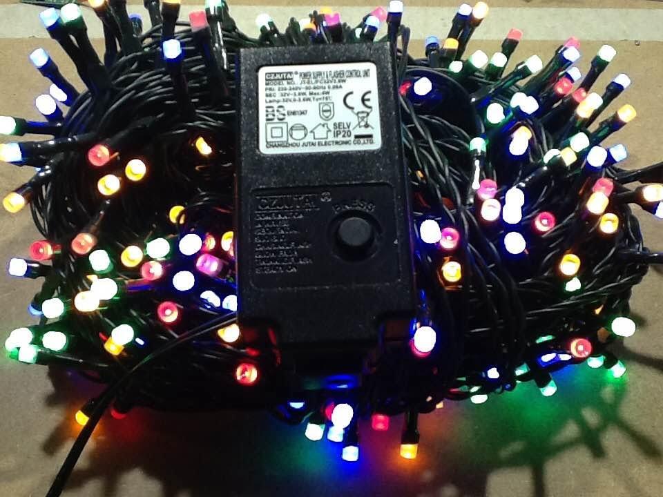 lighting wiring diagram uk er for library memory hack new 2 wire led christmas fairy light controller youtube