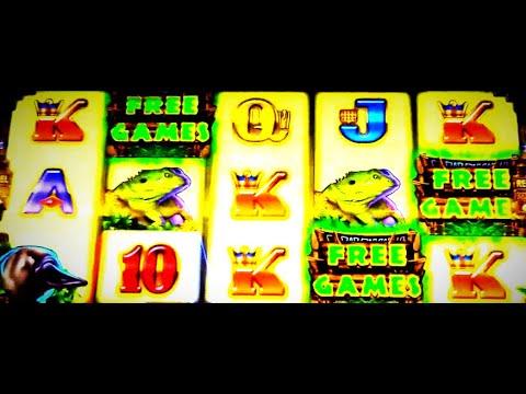 Shamrock 7s video poker