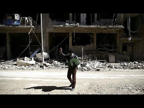 Aid agencies await truce in Syria's Ghouta