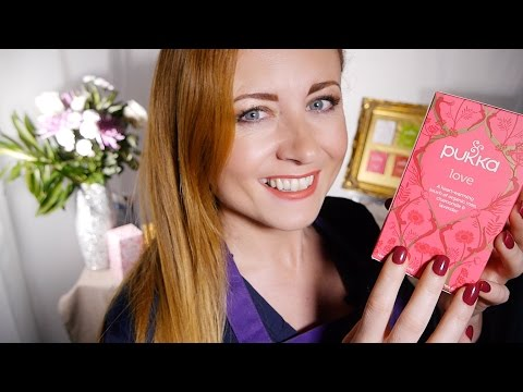 ❤︎ Whispers Tea Shop ❤︎ Relaxing ASMR Role Play | Paper, Card, Crinkles