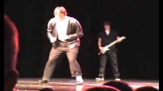 Kyle Mura performs Billie Jean at Mock Rock 2010