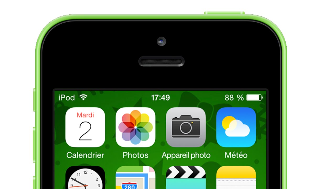 ipod touch 4 batterie